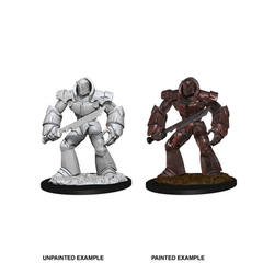 Nolzur's Marvelous Miniatures - Iron Golem