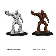 Nolzur's Marvelous Miniatures - Clay Golem