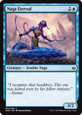 Naga Eternal - Foil