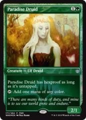 Paradise Druid - Foil FNM 2019