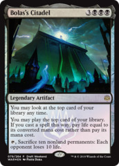 Bolas's Citadel - Foil Draft Weekend Promo