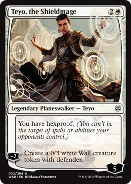 Teyo, the Shieldmage - Foil