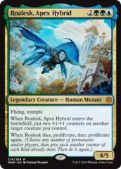 Roalesk, Apex Hybrid - Foil