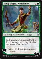 Jiang Yanggu, Wildcrafter - Foil