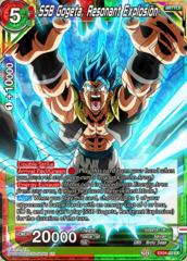 SSB Gogeta, Resonant Explosion - EX04-03 - EX