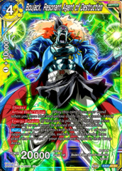 Boujack, Resonant Agent of Destruction - EX05-04 - EX
