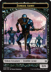 Zombie Army Token (9)