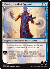 Dovin, Hand of Control - Foil
