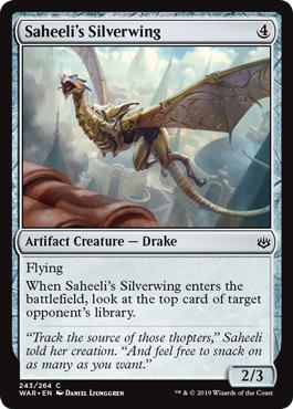 Saheelis Silverwing