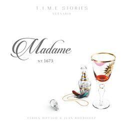 T.I.M.E Stories: Madame Expansion
