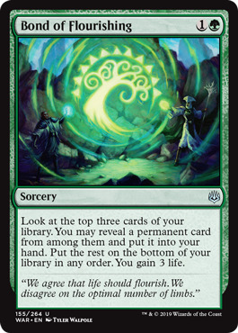 Bond of Flourishing - Foil