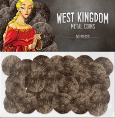 Architects of the West Kindom Metal Coins