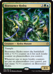 Bioessence Hydra on Channel Fireball