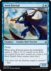 Aven Eternal - Foil