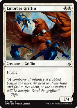 Enforcer Griffin - Foil