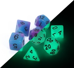 RPG Set - Glow-in-the-Dark - Eldritch Blast