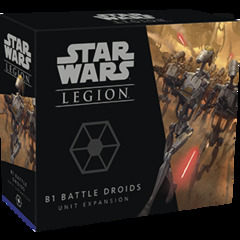 (49) Star Wars: Legion - B1 Battle Droids Unit Expansion