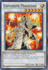Explosive Magician - OP10-EN017 - Common - Unlimited Edition
