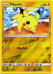 Pikachu - 54/214 - Common - Reverse Holo