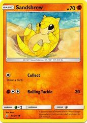 Sandshrew - 83/214 - Common