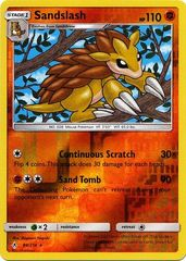 Sandslash - 84/214 - Rare - Reverse Holo