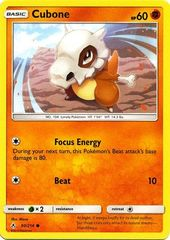 Cubone - 90/214 - Common