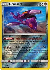 Genesect - 127/214 - Rare - Reverse Holo