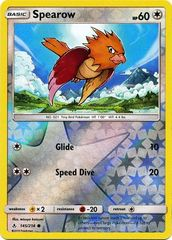 Spearow - 145/214 - Common - Reverse Holo