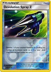 Devolution Spray Z - 166/214 - Uncommon - Reverse Holo