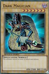 Dark Magician - STP1-EN001 - Ultra Rare - Unlimited