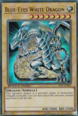 Blue-Eyes White Dragon - STP1-EN004 - Ultra Rare - Unlimited