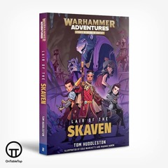Realm Quest: Lair Of The Skaven (Pb)