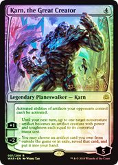Karn, the Great Creator - Foil