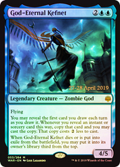 God-Eternal Kefnet - Foil - Prerelease Promo