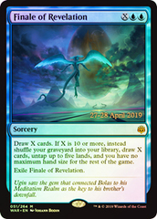 Finale of Revelation - Foil - Prerelease Promo