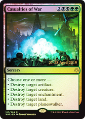 Casualties of War - Foil - Prerelease Promo