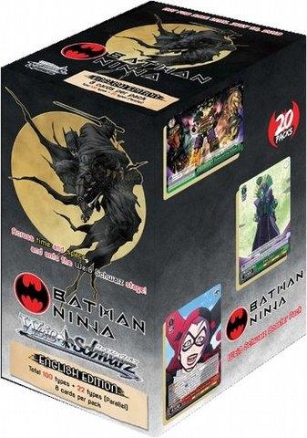 Batman Ninja Booster Box