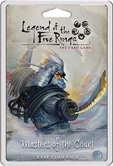 Legend of the Five Rings LCG: Masters of the Court Clan Pack