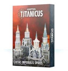 Ad/Titanicus Civitas Imperialis Spires