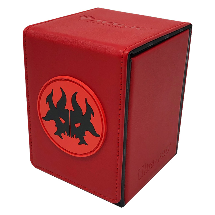 Ultra Pro - Guilds of Ravnica Alcove Deck Box: Rakdos