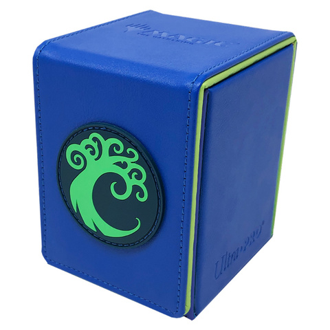 Ultra Pro - Guilds of Ravnica Alcove Deck Box: Simic