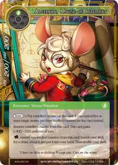 Algernon, Mouse of Intellect - AOA-062 - SR