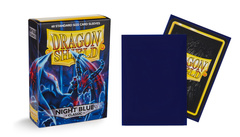 Dragon Shield Night Blue: Xon Classic Sleeves (Box of 60)