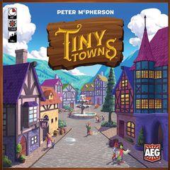 Tiny Towns - Anglais