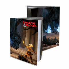 Ultra Pro Character Folio: Dungeons And Dragons - Shadow Dragon