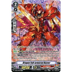 Dragon Full-armored Buster - V-EB06/OR02E - OR on Channel Fireball