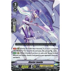 Blaster Javelin (Royal Paladin) - V-EB06/013EN - RR on Channel Fireball