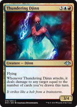 Thundering Djinn