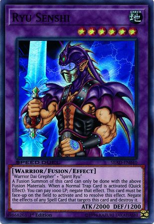 Speed Duel Attack from the Deep Yu-Gi-Oh Ultra /& Super Rare Cards SBAD 1st Ed