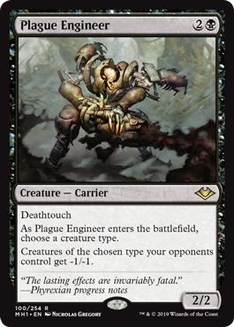 Plague Engineer - Foil